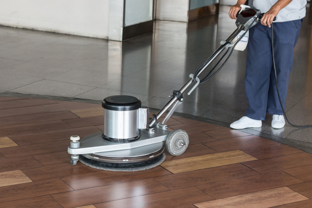 Floor Waxing Amp Buffing Charlotte Nc A Diamond In The